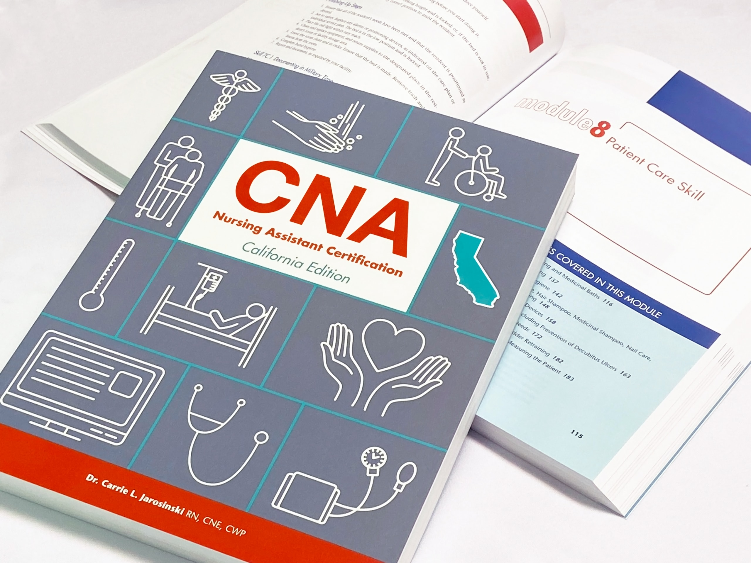 CNA Nursing Assistant Certification California Edition